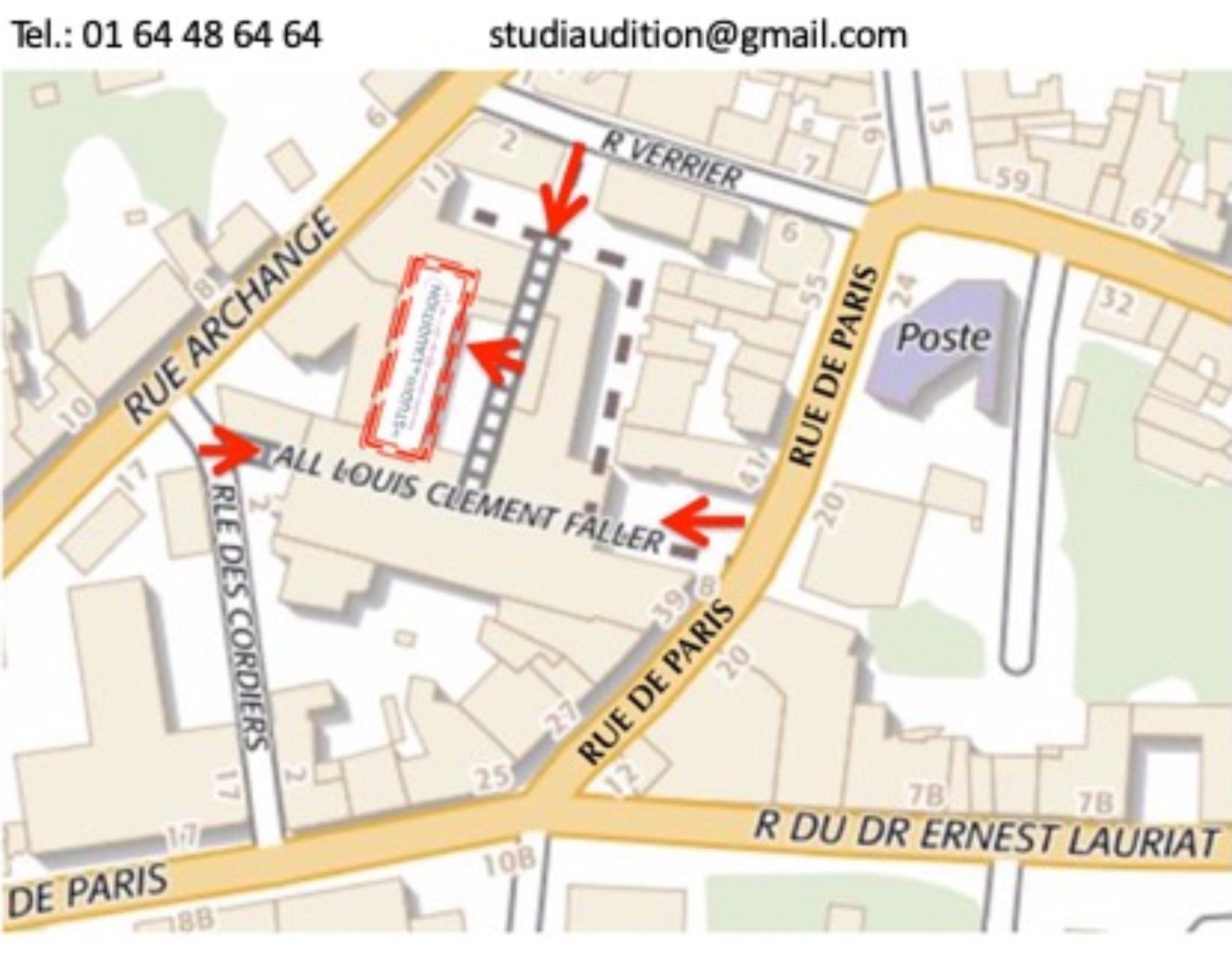 Le Studio de l Audition Orsay